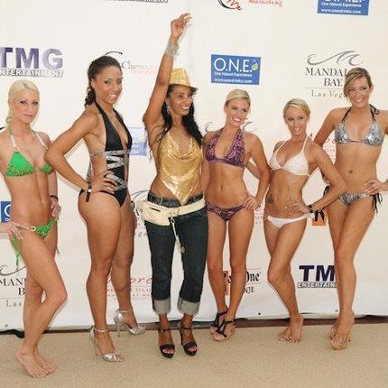 Vegas Swim II Saturday 10.2.10 - Moorea Beach Club
